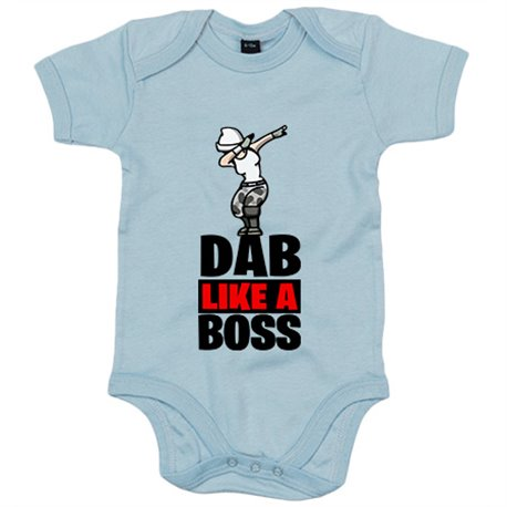 Body bebé Dab Like A Boss