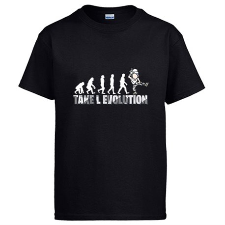 Camiseta Take L Evolution