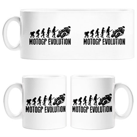 Taza Moto GP Evolution