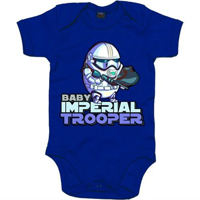 Body bebé Star Wars Imperial Trooper baby