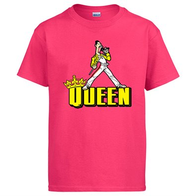 Camiseta Queen Freddy Mercury
