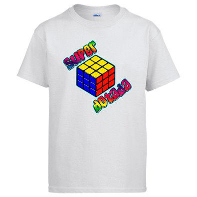Camiseta Super dotado