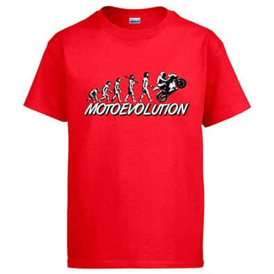 Camiseta Motoevolution
