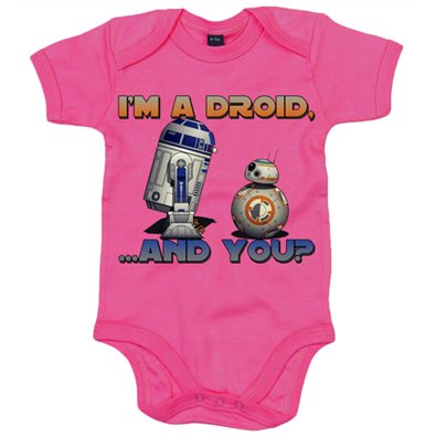 Body bebé I´m A Droid And You ?