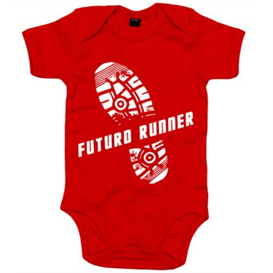 Body bebé Futuro Runner