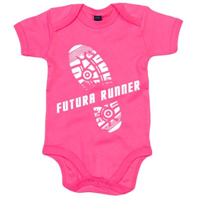 Body bebé Futura Runner