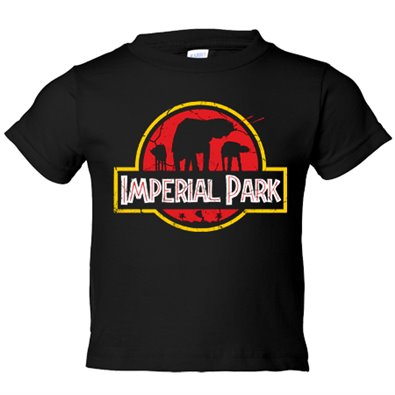 Camiseta niño Star Wars Imperial Park