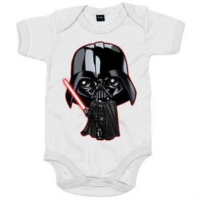 Body bebé Star Wars Darth Vader Kawaii
