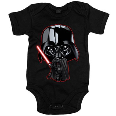 Body bebé parodia Darth Vader Kawaii