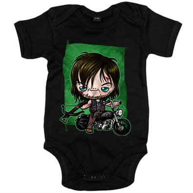 Body bebé The Walking Dead Daryl Dixon Kawaii