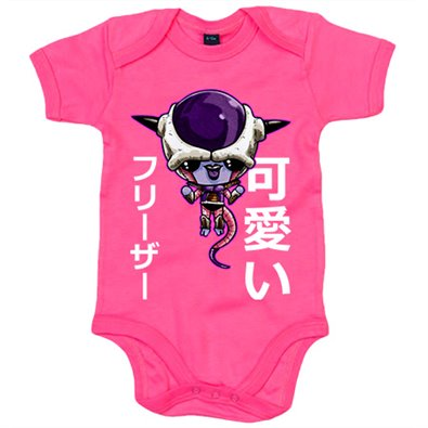 Body bebé parodia Freezer Kawaii