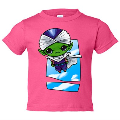 Camiseta niño Dragon Ball Bola de Dragón Piccolo Jr Kawaii