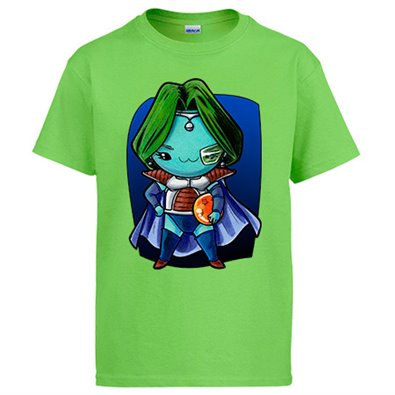 Camiseta Dragon Ball Zarbon Kawaii