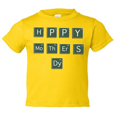 Camiseta niño Breaking Bad Happy Mother s Day Día de la Madre