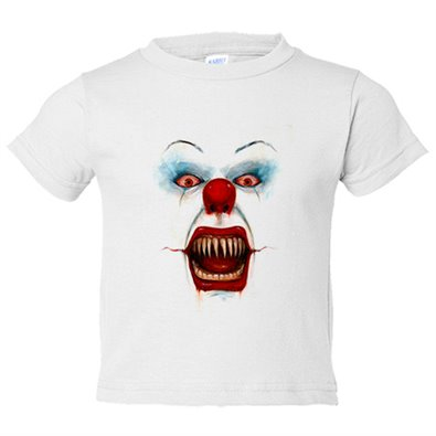 Camiseta niño IT payaso