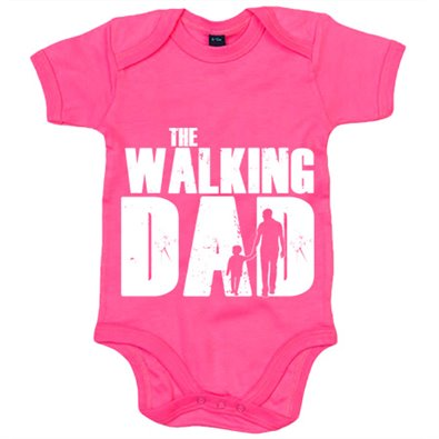 Body bebé The Walking Dad regalo Día del Padre