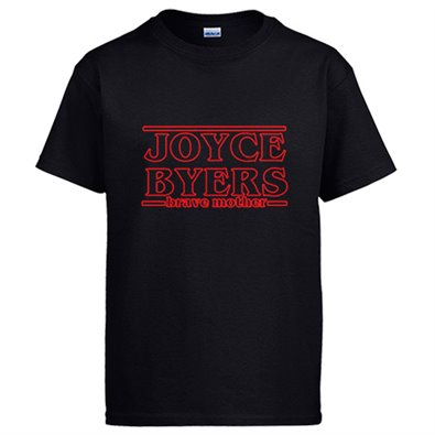Camiseta Joyce Byers Brave Mother